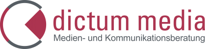 dictum media Logo